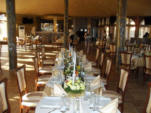 Restaurant Anvers - Elenite Holiday Village in St. Vlas, Sunny Beach, Bulgaria